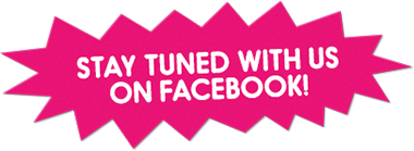 Stay tuned with us on Facebook
